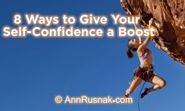 8 Ways to Give Your Self-Confidence a Boost