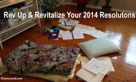 Revitalize Your New Year's Resolutions