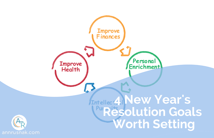 4 New Year's Resolution Goals Worth Setting