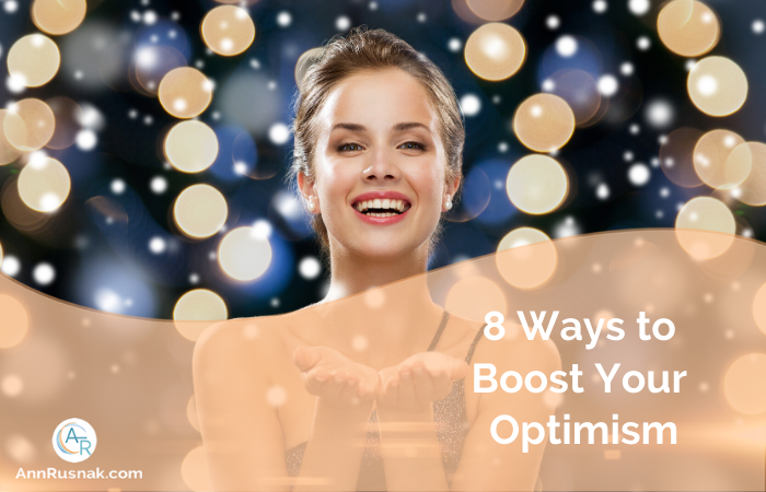 8 Ways to Boost Your Optimism