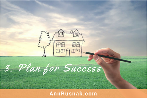 Plan for Success - Setting Goals and Action Plans
