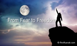 From Fear to Freedom by Ann Rusnak