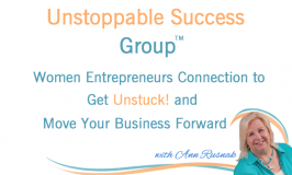 Announcement – Unstoppable Success Networking Group