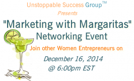 Networking Event: Marketing with Margaritas