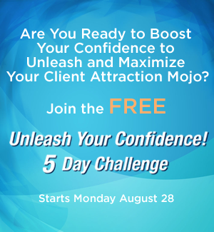 Join Unleash Your Confidence Challenge