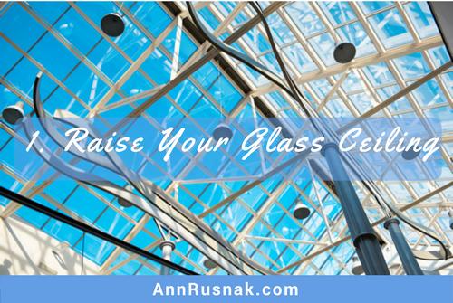 Raise Glass Ceiling