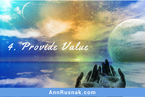 provide value